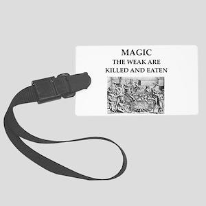 magic Large Luggage Tag