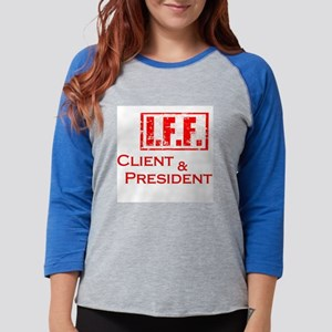 IFF Womens Baseball Tee