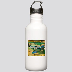 Spitfire - Trouble Brewing! Stainless Water Bottle