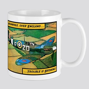 Spitfire - Trouble Brewing! Mug
