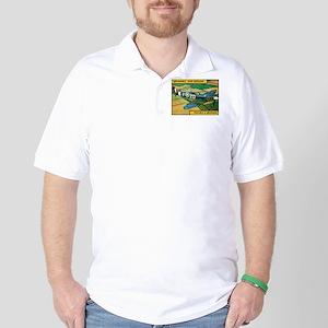 Spitfire - Trouble Brewing! Golf Shirt