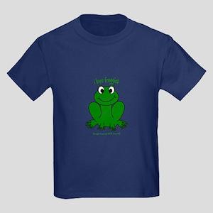 FROGGIE Kids Dark T-Shirt