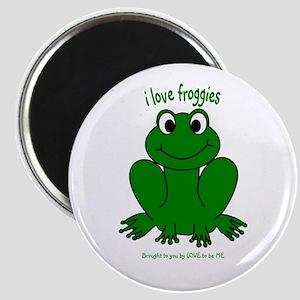 FROGGIE Magnet