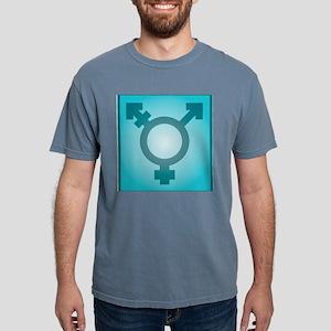Transgender symbol, artw Mens Comfort Colors Shirt