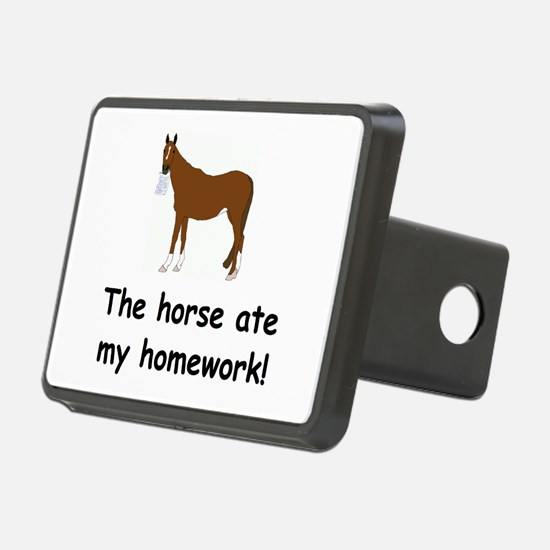 horse ate my homework.png Hitch Cover