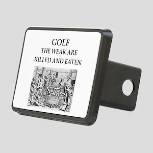 golf Rectangular Hitch Cover