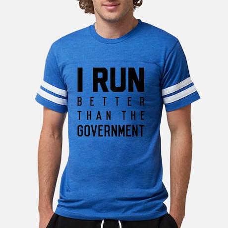I Run Better Than The Gov