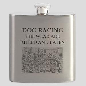 dog racing Flask