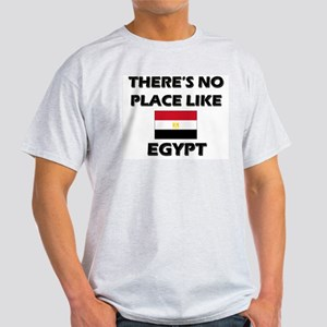 There Is No Place Like Egypt Ash Grey T-Shirt