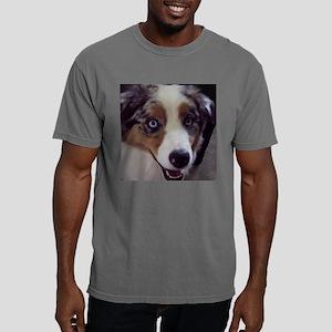 aussie shepard Mens Comfort Colors Shirt