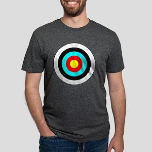 archerytargetsafe-01 Mens Tri-blend T-Shirt