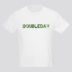 Doubleday, Vintage Camo, Kids Light T-Shirt