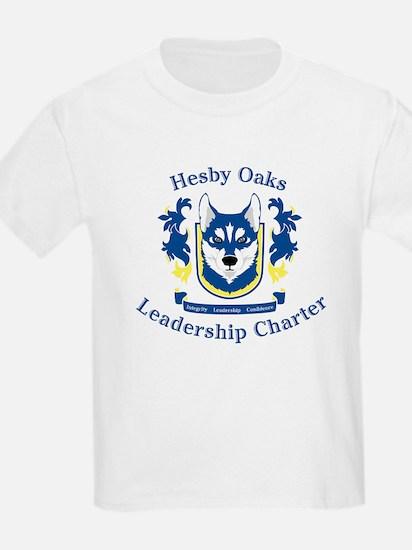 Hesby Oaks Formal Logo T-Shirt