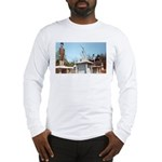 Three Statues Long Sleeve T-Shirt