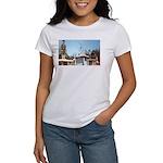 Three Statues Women's T-Shirt