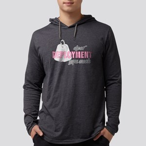 dear deployment you suck Mens Hooded Shirt