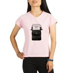 Keep Calm and Blog On Performance Dry T-Shirt