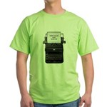 Keep Calm and Blog On Green T-Shirt