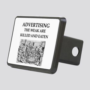 advertising Rectangular Hitch Cover