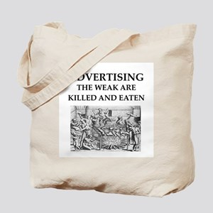 advertising Tote Bag