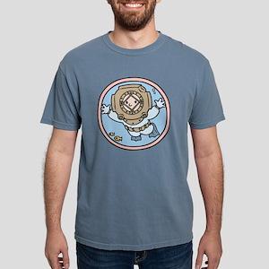 diver-womb-T Mens Comfort Colors Shirt