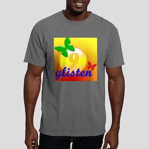 glisten_blue9wbg Mens Comfort Colors Shirt