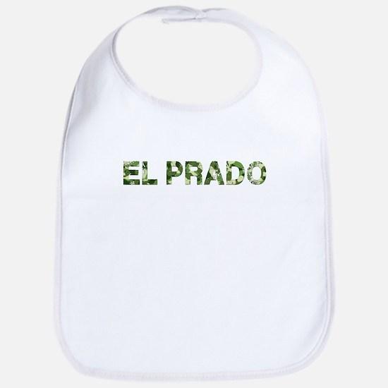 El Prado, Vintage Camo, Bib