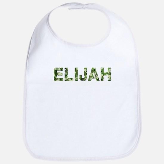 Elijah, Vintage Camo, Bib