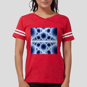 Nanospheres, computer artwor Womens Football Shirt