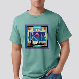 New York City Mens Comfort Colors Shirt