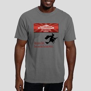 tea party witch copy Mens Comfort Colors Shirt