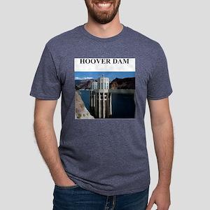hoover dam gifts Mens Tri-blend T-Shirt