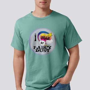 I Dream of Fairy Dust Mens Comfort Colors Shirt
