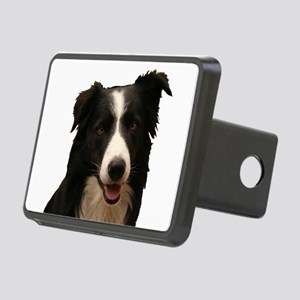 Border smile Rectangular Hitch Cover