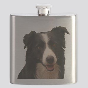 Border smile Flask
