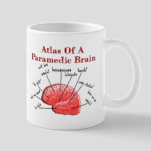 Atlas of a Paramedic Brain Mugs