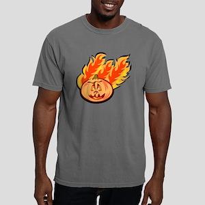 Flaming_Pumkin Mens Comfort Colors Shirt
