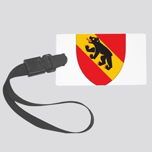 Bern Coat Of Arms Large Luggage Tag