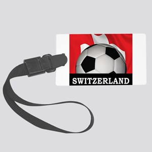 Switzerland Large Luggage Tag