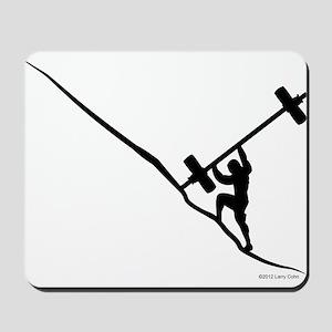 Sisyphus Olympic Tenacity Mousepad
