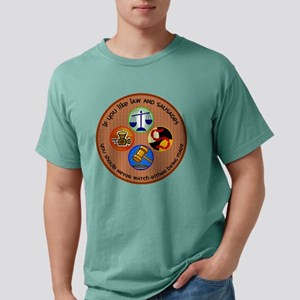 IfYouLikeLaw_4000x4000.p Mens Comfort Colors Shirt