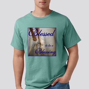 Blessed6 Mens Comfort Colors Shirt
