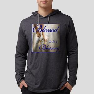 Blessed6 Mens Hooded Shirt