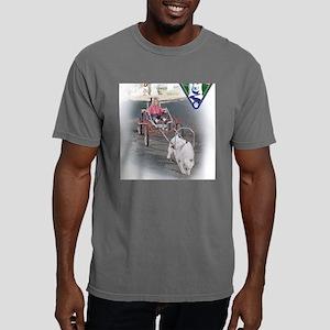 BornToRunRGB Mens Comfort Colors Shirt