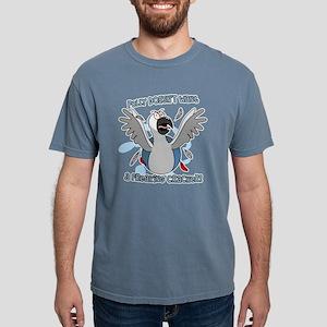 congo_polly_blk Mens Comfort Colors Shirt