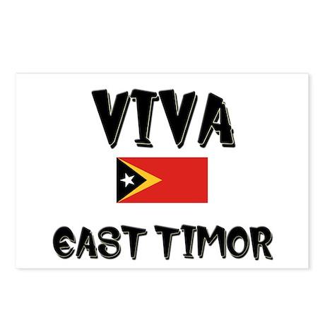 Viva East Timor Postcards (Package of 8)
