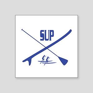"""SUP Square Sticker 3"""" x 3"""""""