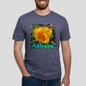 poppie Mens Tri-blend T-Shirt