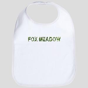 Fox Meadow, Vintage Camo, Bib
