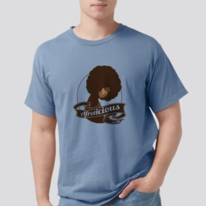 afrolicious Mens Comfort Colors Shirt